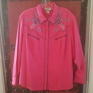 Tops - Randolph Duke-Western Shirt